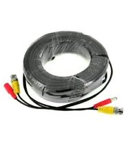 EXTRA LONG 40M, METRE 1080P BNC Video DC Power Cable Lead For CCTV Camera DVR