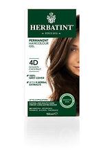 Herbatint Herbal Ammonia Hair Colour 150ml Golden Chestnut 4d