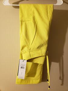 Grey's Anatomy Active Women's Scrub Pants With Tags - Size: PetiteXXS - Sunshine