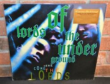LORDS OF THE UNDERGROUND - Here Come The Lords, Ltd 180G 2LP GREEN VINYL #'d New