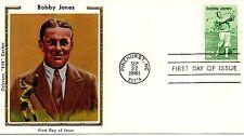 US FDC #1933 Jones, Colorano (5424)(90)ab