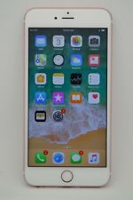 Apple iPhone 6S PLUS 64GB ROSE GOLD GSM UNLOCKED AT&T TMobile Cricket Metro PCS