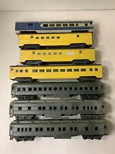 C249- Walthers, Globe HO Scale Mixed Passenger Coaches Lot