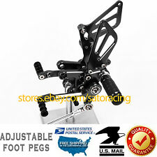 US For Suzuki GSXR750 96-05 97/GSXR600 97-05/GSXR1000 00-04 Footpegs Rearsets