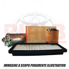 Kit 4 Filtri Bosch per Toyota RAV 4 III 2.2 D-4D 4WD - 100 Kw - 136 CV