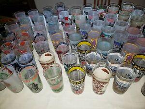 Kentucky Derby Official Mint Julep Glass Churchill Downs 1960s-1990s YOU CHOOSE