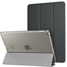 "IPAD PRO 9.7"" SMART Magnetic CASE WITH HARD BACK COVER  BLACK (400-330) A1673"