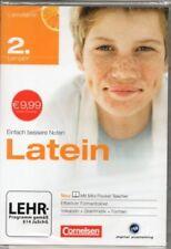 Cornelsen - Lernvitamin Latein 2. Lernjahr - PC Software - Neu / OVP