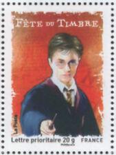 Harry Potter: Sonderbriefmarke aus Frankreich