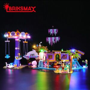 Led Light Kit for 41375 Heartlake City Amusement Pier