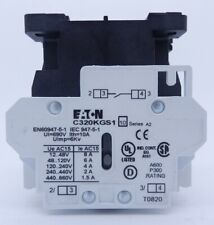 Eaton 2 / 3 Pole 110/120V 50/60HZ 32A AC Magnetic Contactor CE15FN3Y14AB