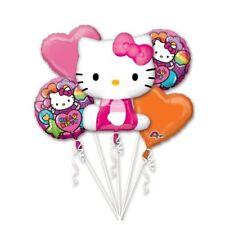 Anagram HELLO KITTY Foil Balloon Bouquet 5 Balloons