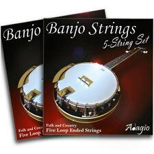 More details for banjo string 2x full packs!