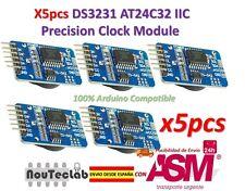 5pcs DS3231 AT24C32 IIC Modulo Precisione Clock Modulo DS3231SN for Arduino