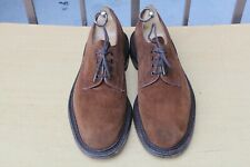 "CHAUSSURE TRICKERS ""DANIEL"" DAIM 9 / 43 EXCELLENT ETAT MEN'S SHOES 698€"