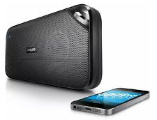 Philips Rechargeable Bluetooth Wireless Portable Speaker With NFC, BT3500B/37