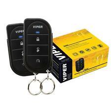 VIPER 3106V Alarmsystem mit zwei 7146V Fernbedienungen - Alarmanlage mit ZV NEU