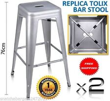 Unbranded Stainless Steel Bar Stools