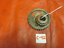 Triumph TR4, TR3, Dual Timing Chain Gears. !!