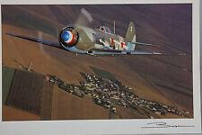 Guy Brochot Yakovlev YAK 11 Russian Air Force Postcard