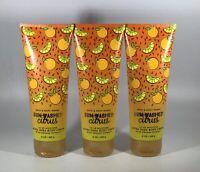 Bath & Body Works Sun Washed Citrus Ultra Shea Body Cream / Lotion