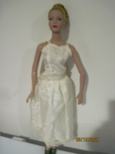 16 inch Robert Tonner doll No box, redressed