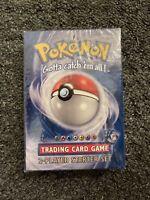 Pokemon Card 2-Player Starter Set Theme Deck SEALED 1999 - WOTC