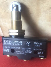 Omron Z-15GQ22-B Limit Switch