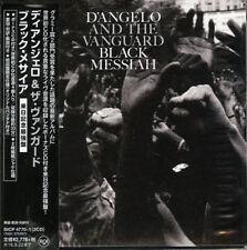 D'ANGELO & THE VANGUARD-BLACK MESSIAH-JAPAN 2 MINI LP CD BONUS TRACK Ltd/Ed G29