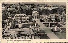 Feldpostkarte DRESDEN Sachsen 1941 AK Deutsche Feldpost gelaufen 2. Weltkrieg