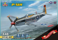 Modelsvit 4817 North American P-51H Mustang plastic model kit 1/48