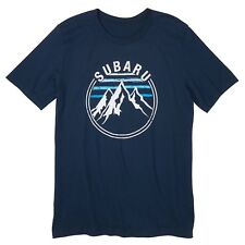 Subaru Official Mountain Tee T Shirt Impreza Sti WRX Forester Outback Legacy NEW