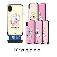 Estherlovesyou Esther Bunny Card Slot Bumper Phone Case Lovely Mobile Cover