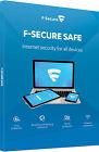 F-Secure Internet Sicuro Di sicurezza 2017 1 Dispositivo PC 1 Year Licenza