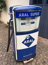 ARAL-Zapfsäule, 60er Jahre, Tankstelle, Tanksäule