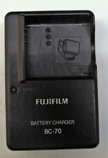 Fujifilm BC-70 Battery Charger OEM Authentic Used