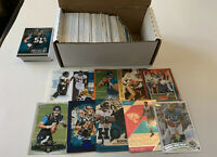 Jacksonville Jaguars Lot Of 250 Football Cards Inserts Commons And Stars READ