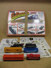 Tyco Chattanooga Choo Choo HO Partial Train Set  No Track No Trestle