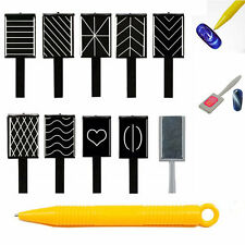 11pcs/set Magnet Magnetic Stick Pens Cat Eye Gel Polish UV LED Nail Art Manicure