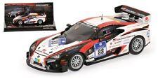 Lexus Lfa Gazoo Racing Ishimura 2011 1:43 Model MINICHAMPS