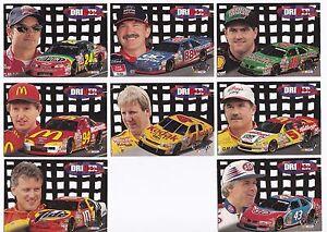 1997 Ultra Update DRIVER VIEW #D2 Dale Jarrett BV$8!! SCARCE!