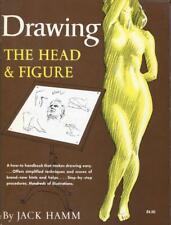Drawing the Head and Figure, by Jack Hamm 1978 Uncommon Grosset Edition