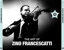 Zino Francescatti - Art of Zino Francescatti [New CD] Boxed Set