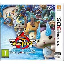 Juego Nintendo 3DS yokai Watch Blasters perro