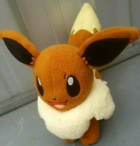 Eevee Soft Toy Plush Pokemon