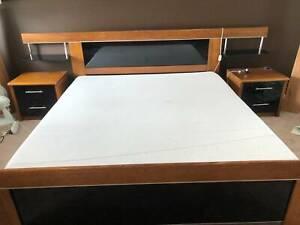 Tempur Breeze King size mattress (25cm high)