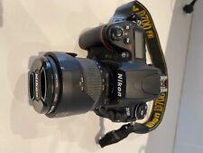 Nikon D700 12.1 MP Digital SLR Camera, with 28-200mm Nikon lens. Like New.