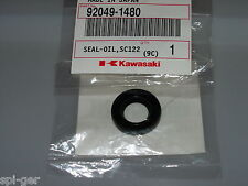 VN250 Kawasaki NEW Genuine Right Engine Cover SC12225 Oil Seal P/No. 92049-1480