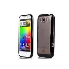 Momax i Case Pro HTC Sensation XL X315e - Black Edge+T. Black (Screen Protector)