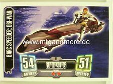 Force Attax Serie 2 Barc Speeder: Obi-Wan #089
